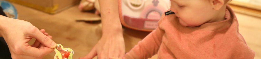 Babytegns tegnsystem